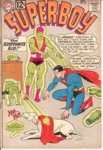 SUPERBOY 99 GOOD   September 1962 COMICS BOOK
