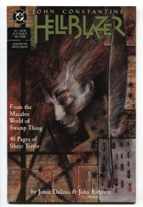 Hellblazer #1 1988 First issue comic book DC Constantine