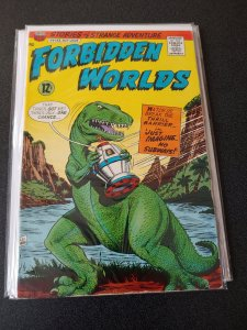 Forbidden Worlds #143 May June. 1967  American Comics Group FINE +