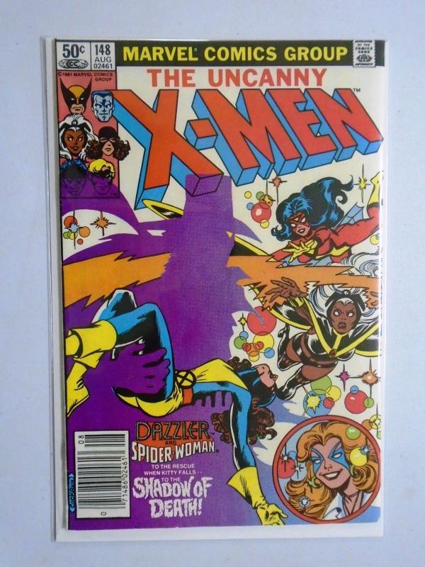 X-Men (1st Series) #148, Newsstand Edition 5.0 - 1981