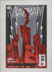 Batman #669 (2007)