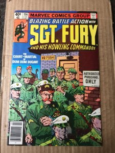 Sgt. Fury and His Howling Commandos #156 (1980)