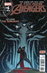 New Avengers (4th Series) #6 VF; Marvel | save on shipping - details inside