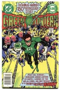 GREEN LANTERN #150-Newsstand-ANNIVERSARY ISSUE-1982-VF/NM