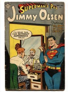 SUPERMAN'S PAL JIMMY OLSEN  #1 1st issue! 1954 DC comic book G