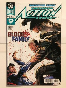 Action Comics #998  (2016) - Rebirth