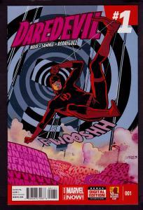Daredevil #1 (4th Series, 2014) 9.4 NM