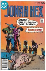 Jonah Hex #9 - Bronze Age - (VF) Feb. 1978