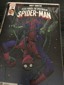 Marvel Legacy Peter Parker Spectacular Spider-Man #299 Mint