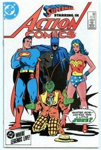 Action Comics 565 Mar 1985 NM- (9.2)