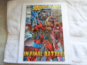 1994 IMAGE COMICS YOUNGBLOOD # 4