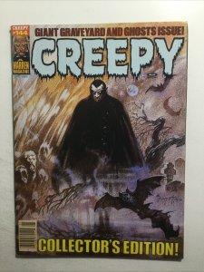 Creepy 144 Near Mint- Nm- 9.2 Warren Magazine