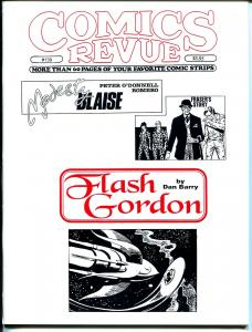 Comics Revue #139 1997-Romero-Dan Barry-Sky Masters-Phantom-Modesty Blaise-VF