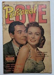 Personal Love #24 (Nov 1953, Eastern Color) Good 2.0 Frank Frazetta art