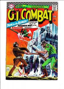 G.I. Combat #117 (May-66) VF+ High-Grade The Haunted Tank