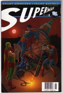 All Star Superman   # 8 GD