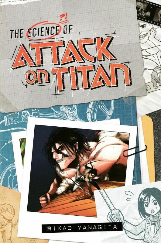 Science Of Attack On Titan (Kodansha, 2014) New!