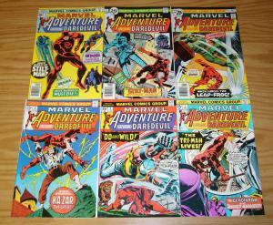 Marvel Adventure #1-6 VF/NM complete series - reprints daredevil #22-27 stan lee