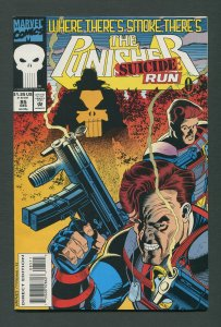 Punisher #85 / 9.0 VFN/NM Newsstand  December 1993