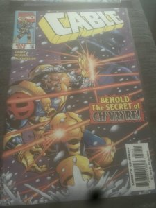 Cable #52 (1998) Mint