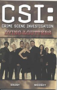 CSI: Dying in the Gutters TPB #1A VF/NM; IDW | save on shipping - details inside