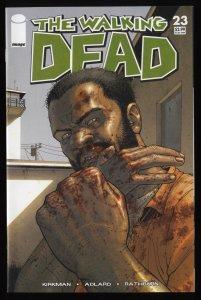 Walking Dead #23 NM+ 9.6