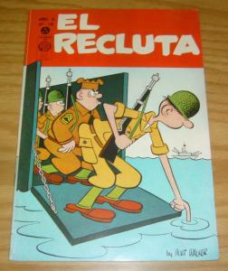 Recluta, El #18 FN; Editorial Lord Cochrane   save on shipping - details inside