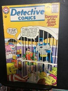 Detective Comics #326 (1964) Interplanetary Zoo mid-high-grade John Jones! FN/VF
