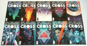 Southern Cross #1-14 VF/NM complete series - becky cloonan - image comics set