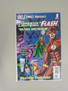 DC Comics Presents The Flash Green Lantern #1, 8.0/VF (2011)
