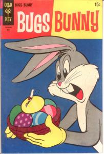 BUGS BUNNY 117 FINE  May 1968 COMICS BOOK