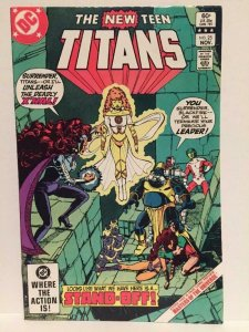 NEW TEEN TITANS #25, VF+, Masters of the Universe, DC 1980 1982  more in store