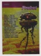 1996 Topps Finest Star Wars PROBOT #90 Chromium