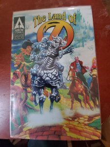 The Land of Oz #4 (1999)