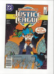 Justice League International #9 1987 DC Comics Copper Age  NM