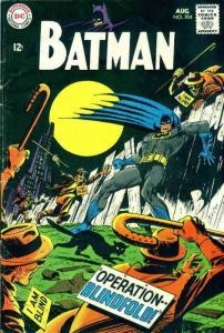 Batman #204 VG; DC | low grade comic - save on shipping - details inside
