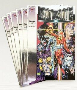 Deathmate Prologue 1993   Valiant Comics  6 Copies in lot !   New !