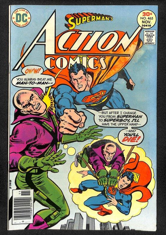 Action Comics #465 (1976)