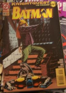 Batman #505 (Mar 1994, DC) knightquest azrael new batman.