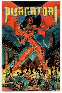 Purgatori: Vampires Myth #2 (Chaos, 1996) VG/FN