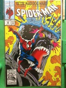 Spider-Man #30 Return to the Mad Dog Ward part 2
