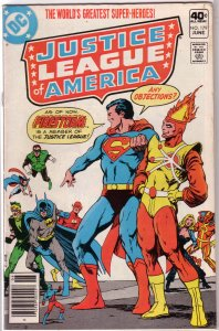 Justice League of America   vol. 1   #179 GD/VG