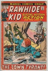 Rawhide Kid #103 (Sep-72) GD Affordable-Grade Rawhide Kid