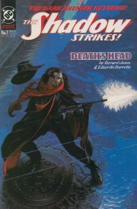 Shadow Strikes!, The #1 VF/NM; DC | save on shipping - details inside