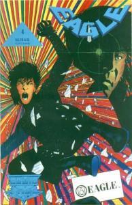 Eagle: The Dark Mirror Saga #4, NM- (Stock photo)