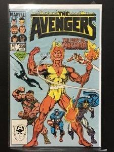 The Avengers #258 (1985)