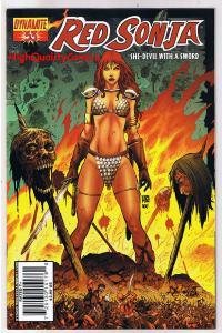 RED SONJA #53, NM-, She-Devil,Sword, Walter Geovani, 2005, more RS in store
