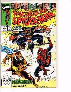 Marvel Comics The Spectacular Spider-Man #161 Sal Buscema Art Hobgoblin