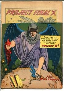 Midnight #4 1957-Ajax-horror-dealer return copy-Silver Age-FR