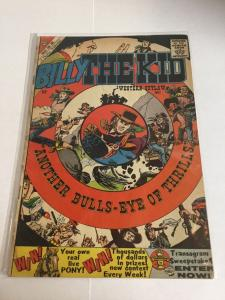 Billy The Kid Vg- Very Good- 3.5 Charlton Comics Silver Age